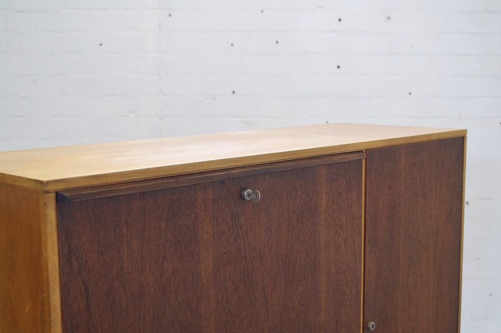 Retro Design Kastje : Pastoe berkenserie kast cees braakman bergmeubel jaren 50 u2026 flickr