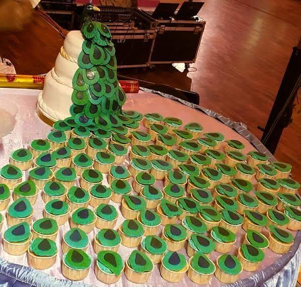 Peacock Cake by Menambigai Kurupatham