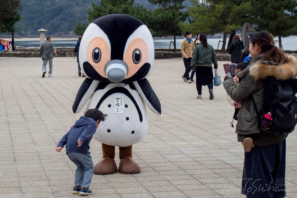 厳島神社 初詣 2017
