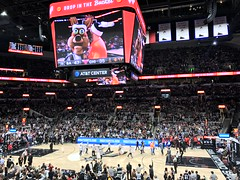 Bulls at Spurs on Christmas
