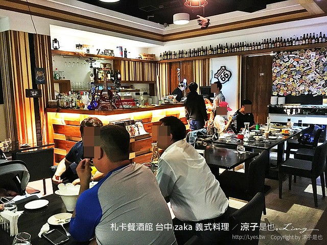 札卡餐酒館 台中 zaka 義式料理 15