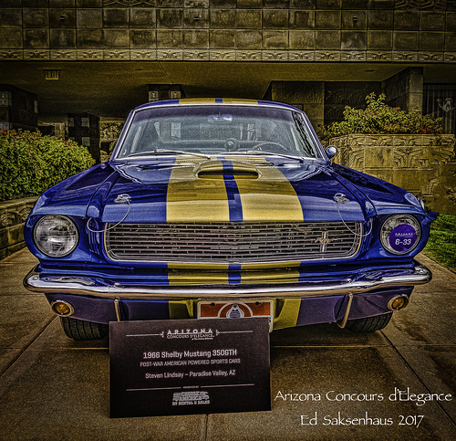1966 Shelby Mustang 350 GTH