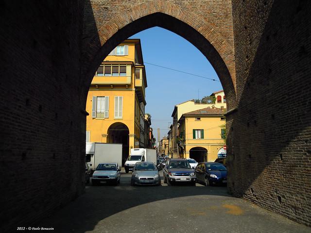 Bologna Porta Maggiore (16), Nikon COOLPIX S640