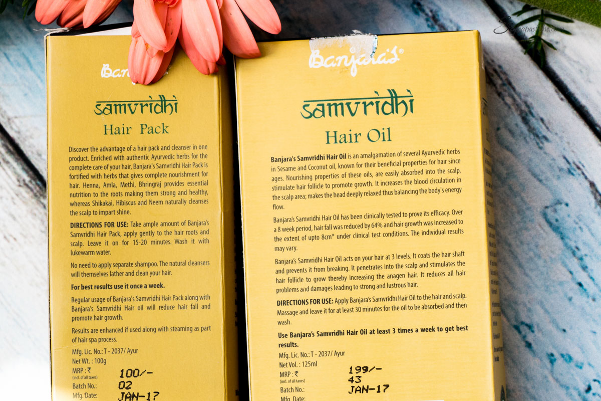 6-Indian-fashion-beauty-blog-styleapastiche-hair-care-banjaras-samvridhi-hair-oil-hair-pack-review