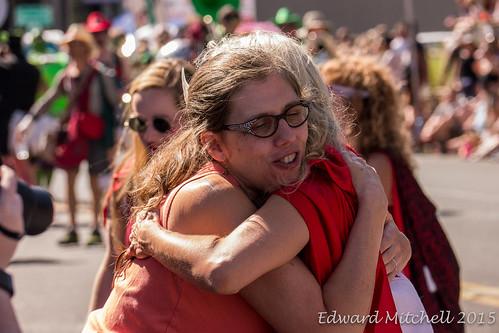 2015 Seattle Fremont Solstice Festival Parade