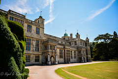 Audley End House & Gardens Visit - 03.07.2015