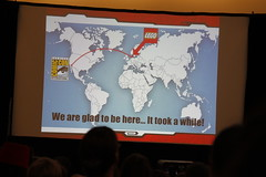 LEGO Ninjago SDCC 2015 Panel