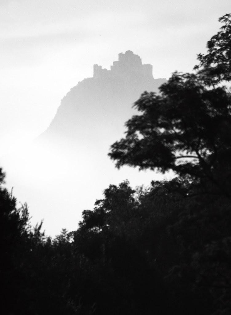 sacra in black&white