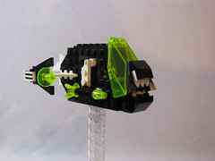 Piranha Fighter Cockpit 2
