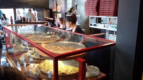 Sizzle Pub Pizza, Portland