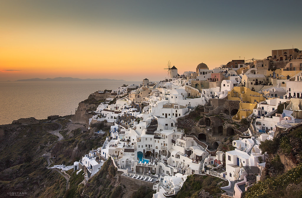 Another sight of Oia