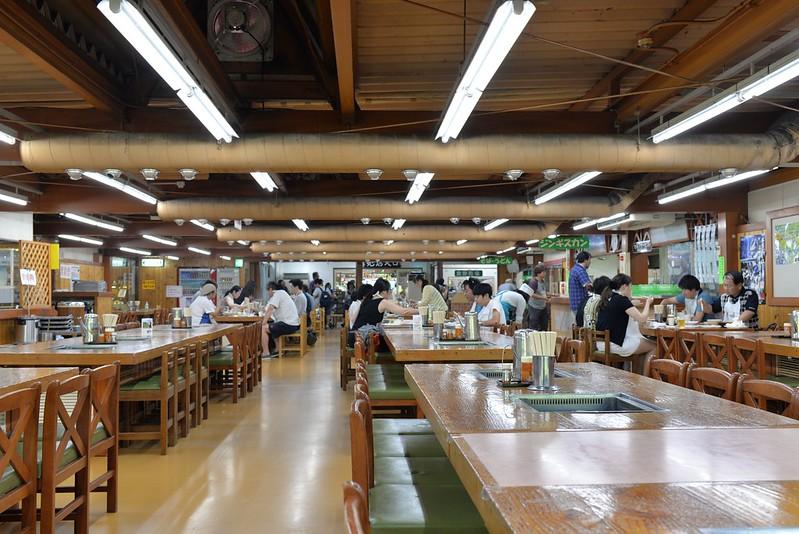 塩原温泉大出館の旅 千本松牧場 2015年7月12日