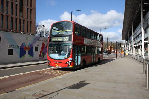 London Central WVL322 LX59DCE