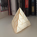 Tessellated Tetrahedron by Mitya Miller