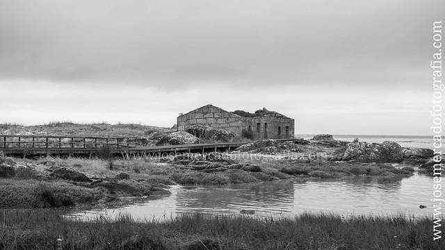 Playa de Carnota. #Galicia #Sony #A7 lente Sony E 70-200