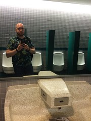 Obligatory Junior High Bathroom Selfie