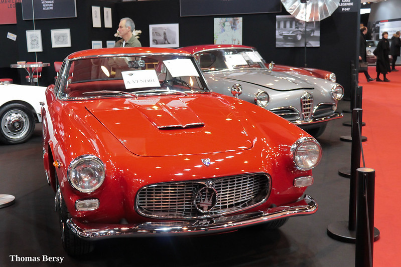 [75][04 au 08/02/2015] 40ème Salon Retromobile - Page 14 19913217078_37d7da32c4_c