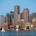 Boston Skyline by Michael Pancier Photography