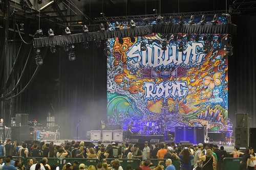 Sublime With Rome | The Cynthia Woods Mitchell Pavilion | The Woodlands, Tx | Woodlands Monocle | © 2015 Ray Kuglar Photography