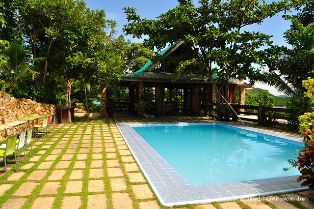 Pool at La Estancia Busuanga Resort