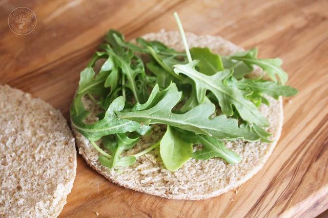 Sándwich Thins de berenjena y pesto (11)