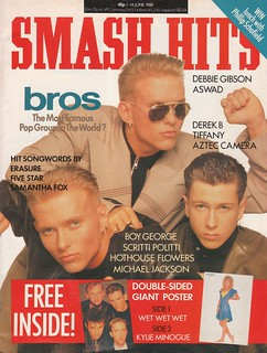 Smash Hits, June 1, 1988