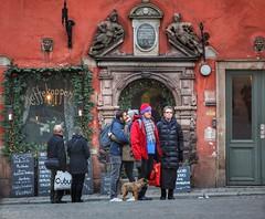 Stortorget Gamla Stan/Old Town  Stockholm