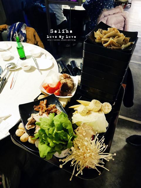 台北南京三民站餐廳推薦可利亞石頭火鍋吃到飽 (10)