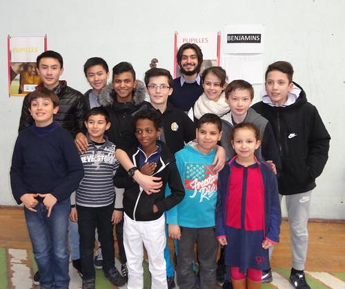 Qualifs jeunes IDF 2016-17