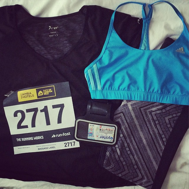 This morning I'm running the Amba City of London Mile. It's the first 1.6 of the 100 competitive kilometres I'm running before my 27th birthday to raise money for @cancerresearchuk because I believe that MORE people should survive a cancer diagnosis, not