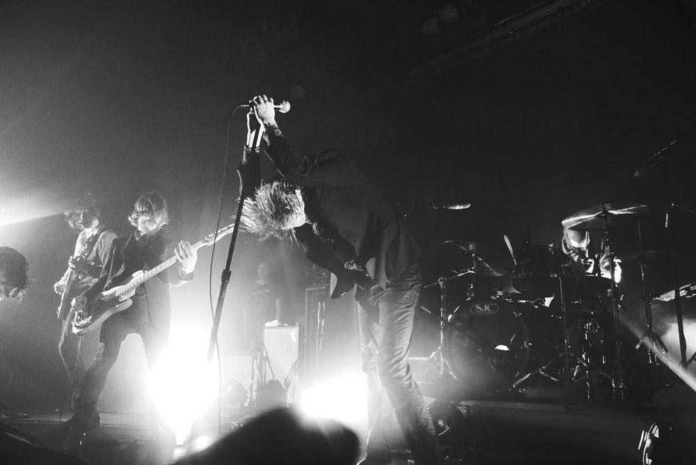 Refused @ Music Hall of Williamsburg, NYC 04/06/15