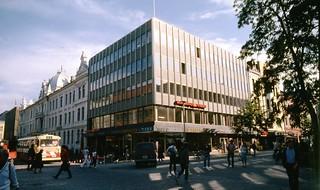 Nordengården / Dronningens gate 7 (ca. 1985)
