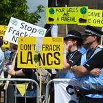 Anti Fracking Protest in Preston - 51