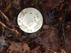 USFS Survey Marker