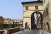 Vasari corridor, Ponte Vecchio, Florence by NunoCardoso