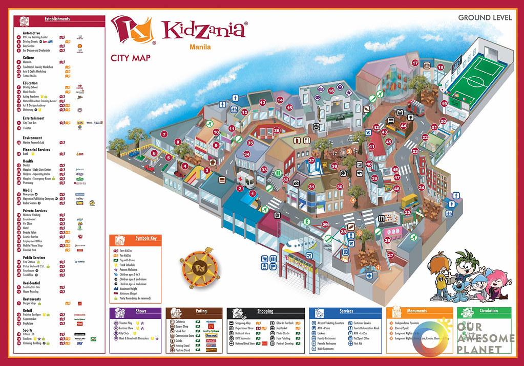 A Kidzanian Guide To The Play City Of Kidzaniamanila