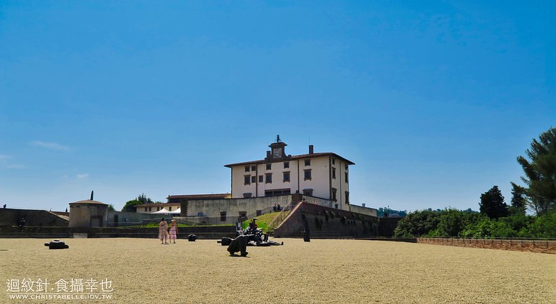 Forte Belvedere, Florence, Italy