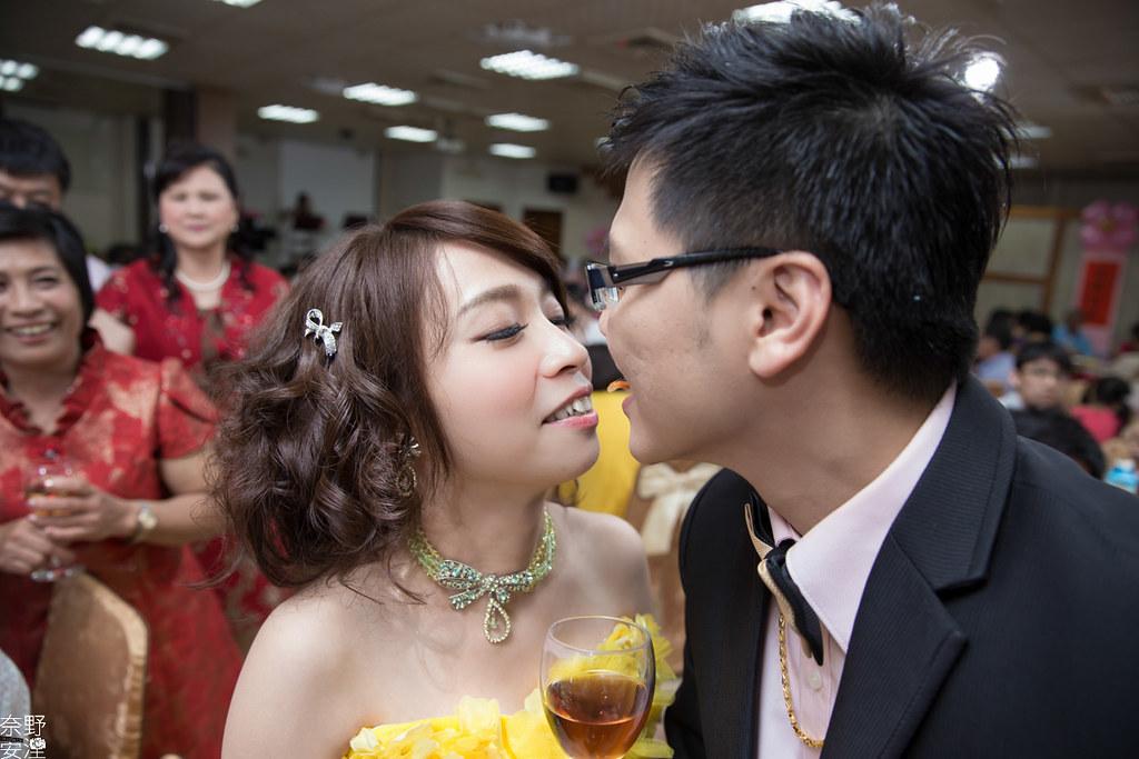 婚禮紀錄-高雄-展誠&鳳綿-文定午宴 X 吉喜海鮮餐廳 (73)