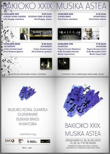 Euskadi Brass Bakio 2015