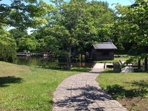 rishiri-island-rishiriyama-shrine-park