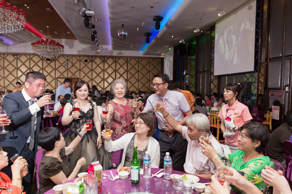 婚禮攝影-高雄-晚宴-士元&馨予 X 享溫馨囍宴會館  (59)
