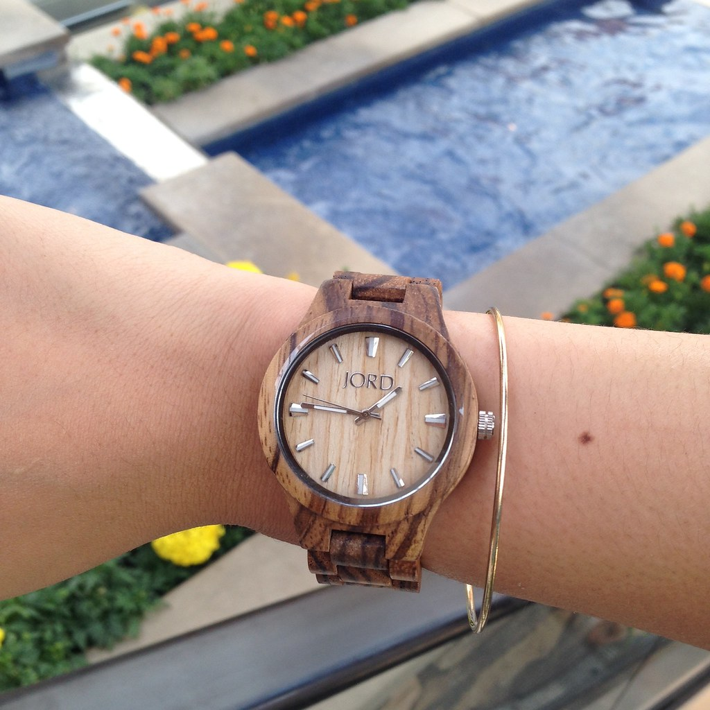 web la original garwood wood gold flat true the in images watches designed grain clip rose