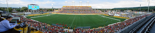 TO2015 Pan Am Games - soccer, July 19, 2015