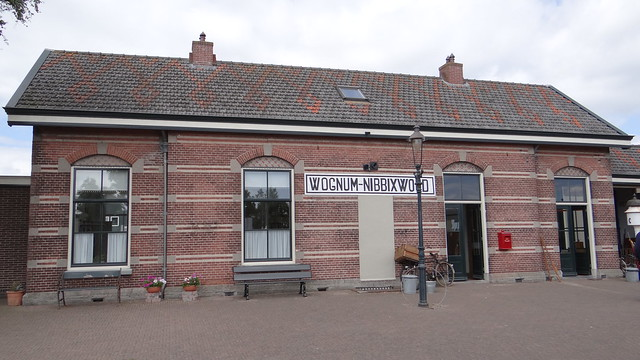 Wognum, SHM nibbixwoud station