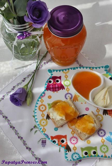 şeftali marmelatı  (6)