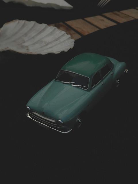 El pequeño Renault Fregate