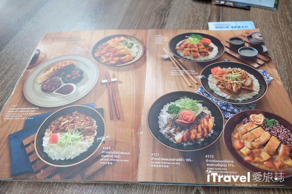 《曼谷美食餐厅》S&P Restaurant & Bakery 连锁品牌百元单价,一尝泰日美味料理与可口甜点。