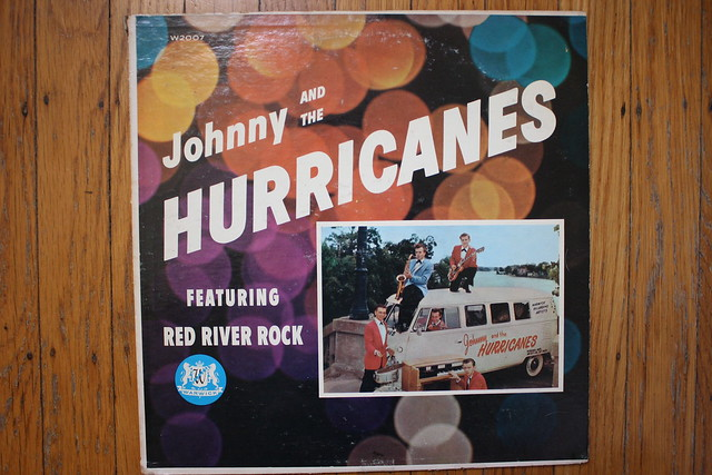 Johnny And The Hurricanes LP (Warwick 1959)