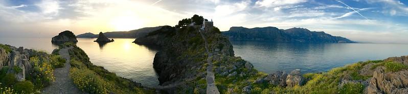 Li Galli Island - Italy