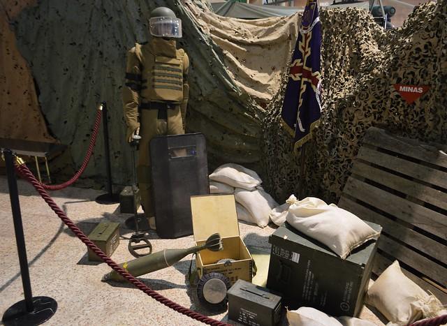 EOD-TEDAX SPANISH ARMY